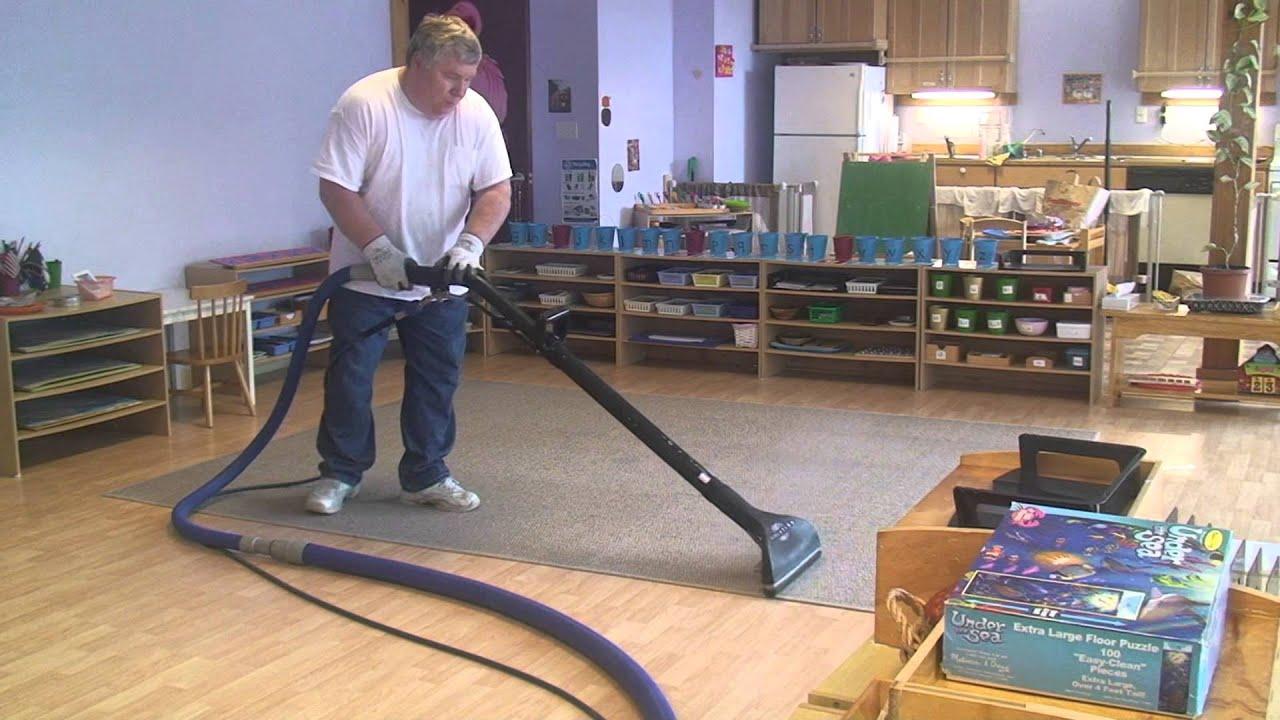 ComfoClean, Rug Cleaning, Work 38, Wedgwood Montessori School In Seattle
