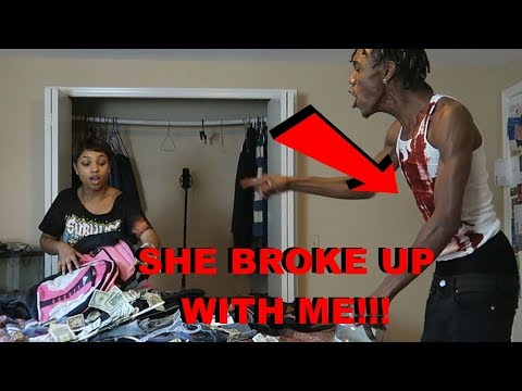 """""""The Cops Are After Me"""" Prank On GIRLFRIEND (GONE WRONG!)"""