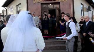 Роман Громов.встреча на свадьбе.MOV