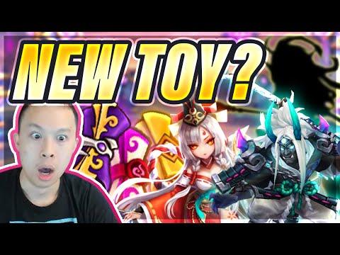 Summoned The EXACT Nat 5 I Wanted?! - NEW Toy! RAGE Summons!