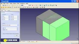 00 getting started with freecad some basics