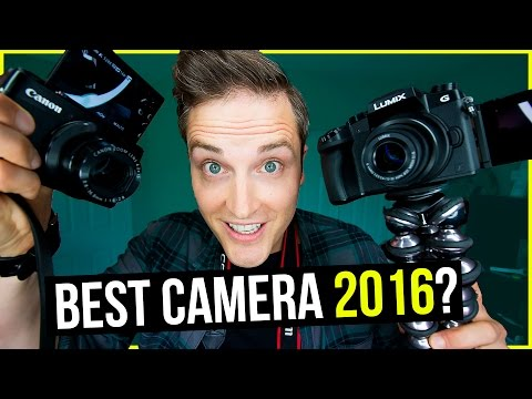 Best Camera for YouTube 2016 — Top 5 Video Camera Reviews