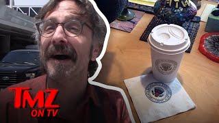 Marc Maron Has Obama's What?! | TMZ TV