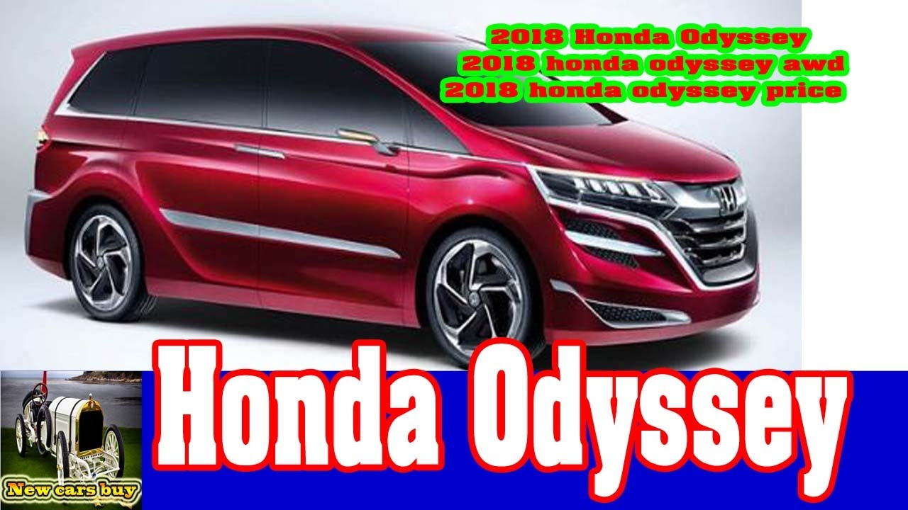 2018 honda odyssey colors.  honda 2018 honda odyssey  honda odyssey awd price  new cars buy and colors