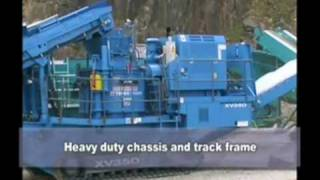 Video still for Terex Pegson XV350