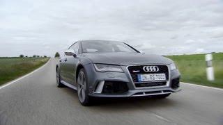 Audi RS7 Sportback 2014 Videos