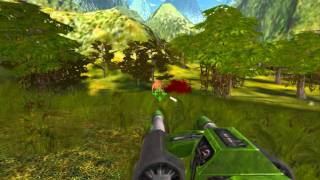 Serious Sam-The Second Encounter (With Cheats)