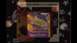 The Magic School Bus Explores the Solar System Official Trailer (1994, Microsoft/Scholastic)