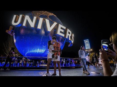 Universal Beijing Resort: A theme park representing blend of...
