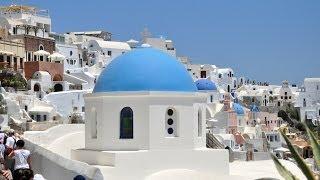 Kreta, Spinalonga, Santorini i Chrissi