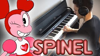 Spinel's Songs Medley - Other Friends / Drift Away - Steven Universe: The Movie (Piano)