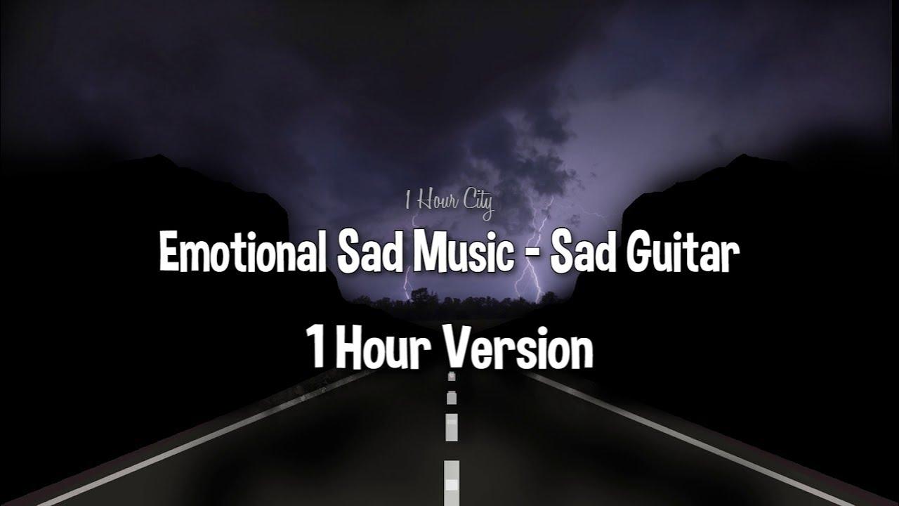 Ru Frequence - Emotional Sad Guitar Music [1 Hour Version]
