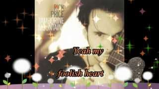 Foolish Heart - lyrics (rick price)