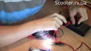 Светодиодные лампочки габарита (10 диодов). Обзор от Scooter rv ua