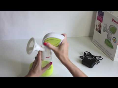 Elektrische Milchpumpe Ramili SE150 - ist die beste Milchpumpe?