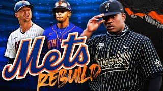 NEW YORK METS KUMAR ROCKER REBUILD in MLB the Show 21