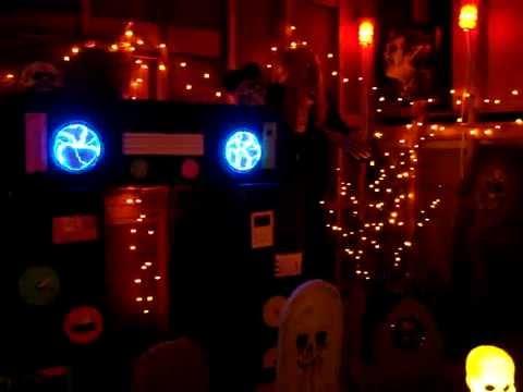 halloween room set up - Halloween Room