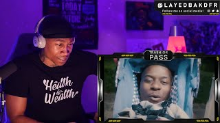 American REACTS to UK RAPPER! The Plug x JAY1 x Blueface ( Curvy ) 🇬🇧