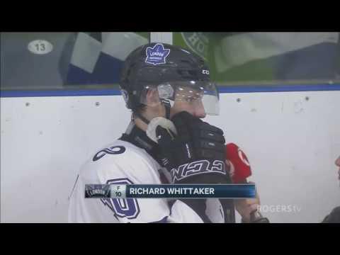 Richard Whittaker - London Nationals Hockey