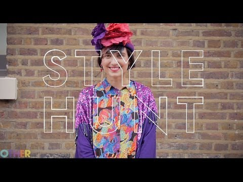 Style Hunt - Central St. Martins, London