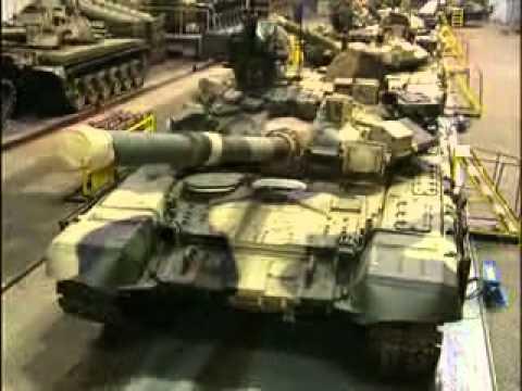 Ударная сила 027 Танк T 90