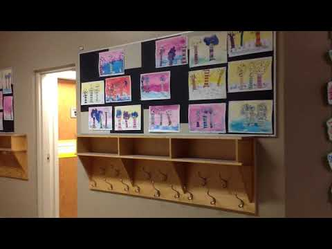 Alexander Ferguson School - Kindergarten Tour Jan 2021