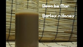 Ethiopian Beso be Mar Drink  - Amharic Recipe Barley & Honey