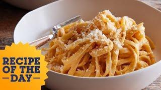 Butternut Squash Alfredo Pasta   Food Network