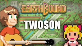 EarthBound: Twoson Acoustic cover by Steven Morris [マザー2 ツーソン]