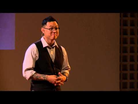 Grammar, Identity, and the Dark Side of the Subjunctive: Phuc Tran at TEDxDirigo