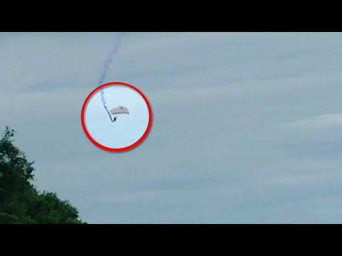 Lance Houston - Skydiver Survives Horrific Fall Without Parachute