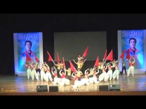 Shiamak summer funk Delhi SPB 2016