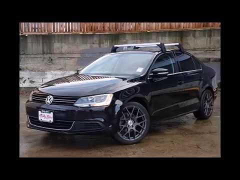 """2014 Volkswagen Jetta TSI w/t 18"""" TSW Wheels & Only 65,000Kms."""