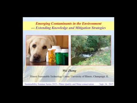 Emerging Contaminants in the Environment: Extending Knowledge and Mitigation Strategies