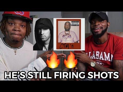 EMINEM HAS NO REMORSE!! | Conway the Machine x Eminem - BANG (REACTION)