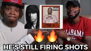 EMINEM HAS NO REMORSE!! | Conway the Machine x Eminem - BANG (REACTION)