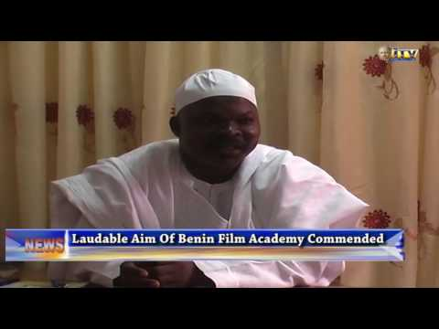 Laudable aim of Benin Film Academy commended