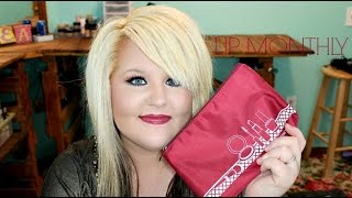 LIP MONTHLY SUBSCRIPTION BOX FOR NOVEMBER 2014 Thumbnail
