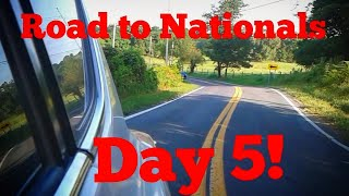 Road to Nationals Day 5! (Its short!)