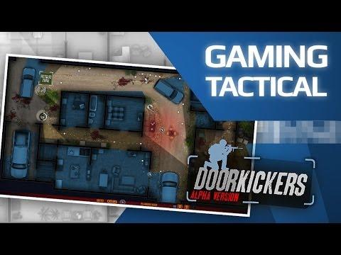 Обзор игры Door Kickers