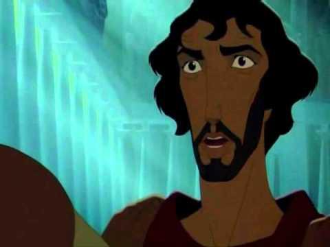 Il principe degitto mosè si reca in egitto dal faraone.wmv youtube