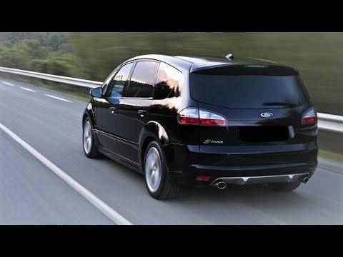 ПОКУПКА Ford S-Max Идеальный на свои деньги семейный Бэтмобиль!