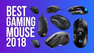 BEST GAMING MOUSE 2018 | TOP 15 MOUSE OF 2018 [WIRED & WIRELESS MICE]