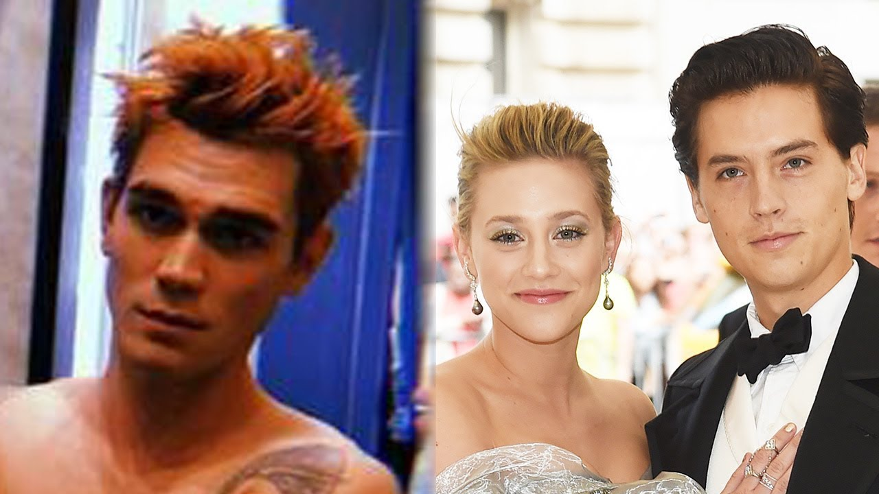KJ Apa TROLLS Cole Sprouse Birthday Message to Lili Reinhart