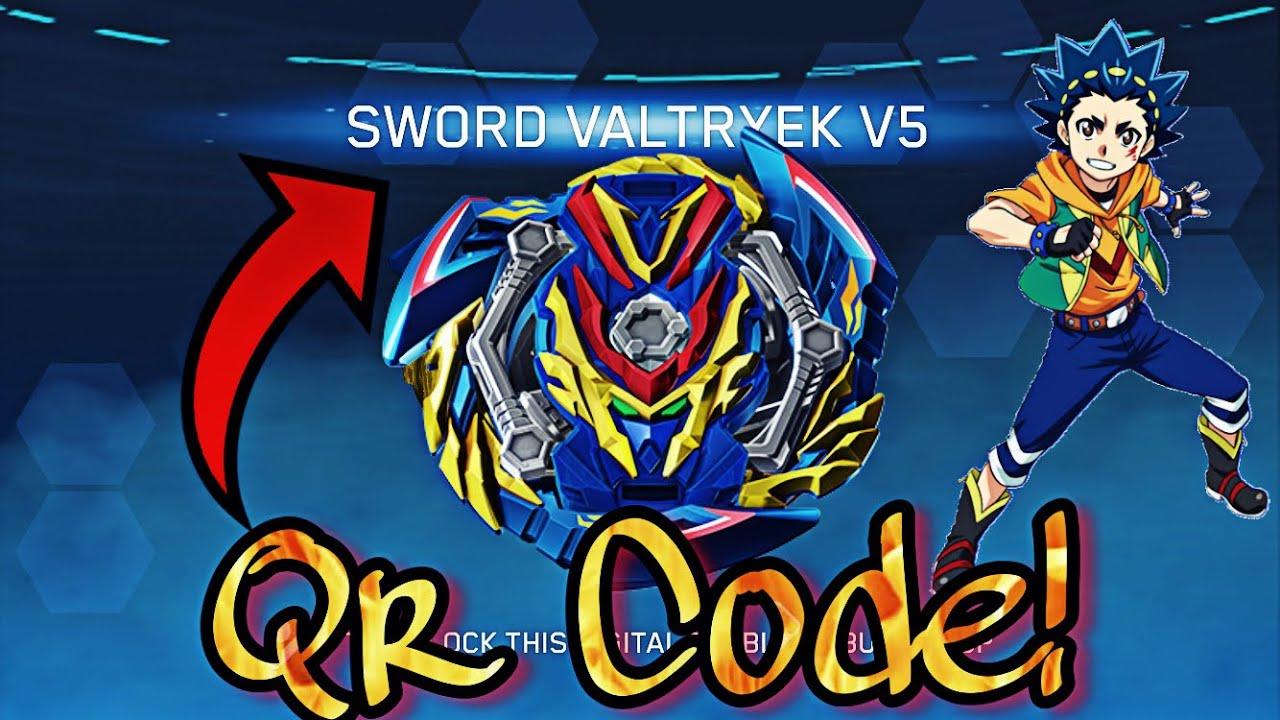 Sword Valtryek V5 Qr Code Youtube