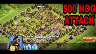 MASSIVE ATTACK| PRIVATE SERVER [NOT A HACK] | CLASH OF CLANS|