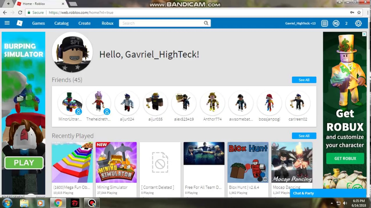 How To Get Robux With Inspect Element 2019