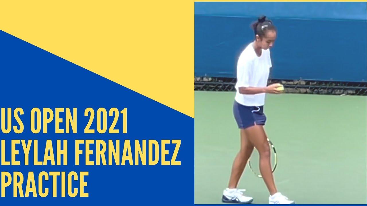 Leylah Fernandez Advances To U.S. Open Semifinal After Beating ...