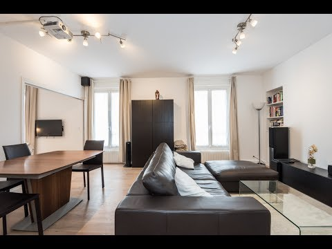 (Ref: 17080) 1-Bedroom furnished apartment for rent on rue Tarbé (Paris 17th)