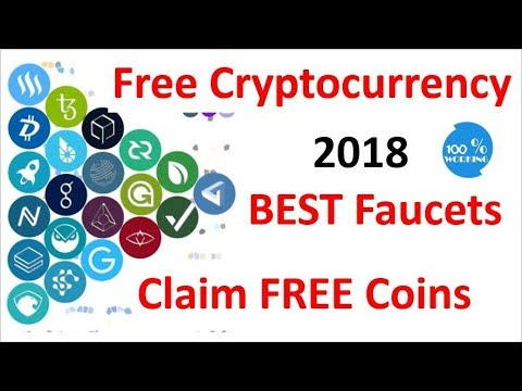 cryptocurrency free coins